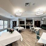 Dining Room 2: Pruitthealth – Fleming Island Virtual Tour