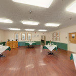 PruittHealth - Neuse: Dining Room