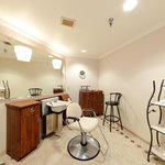 PruittHealth - Fairburn Virtual Tour: Barber and Beauty Shop