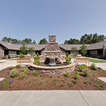 PruittHealth - Magnolia Manor Virtual Tour: Courtyard