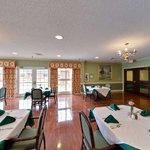 PruittHealth - Raleigh: Dining Area