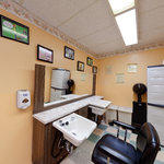 Sadie G Mays Rehabilitation - Virtual Tour: Barber and Beauty Shop