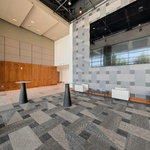 City Springs Performing Arts Center Virtual Tour - Studio Theater Lobby