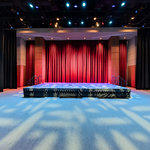 Sandy Springs Performing Arts Center - Studio Theater (w/riser seating)
