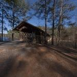 Stone Mountain's Covered Bridge