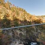 Tallulah Falls Suspension Bridge