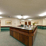 The Oaks - Brevard Virtual Tour: Nurses' Station / Sitting Area