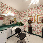 The Oaks - Carrollton (Skilled Nursing) Virtual Tour: Barber and Beauty Shop