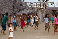 Rehearsal - Kuna Dance