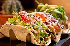 Food Photography: Southwestern Tacos