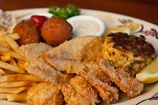 Food Photography:  Seafood Platter